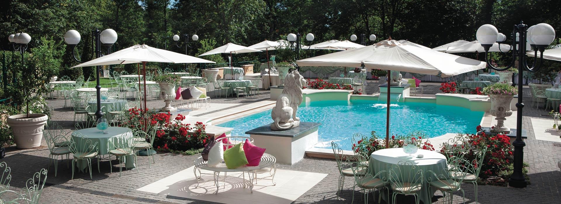 Ristorante La Foresta - Ristorante con piscina per matrimoni vicino ...