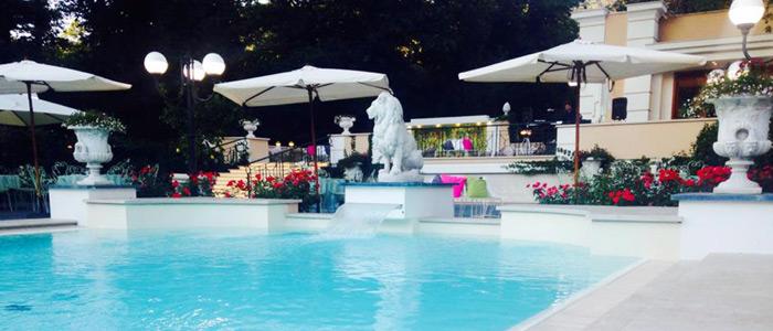 La foresta restaurant rome wedding location near - Piscina castelli romani ...